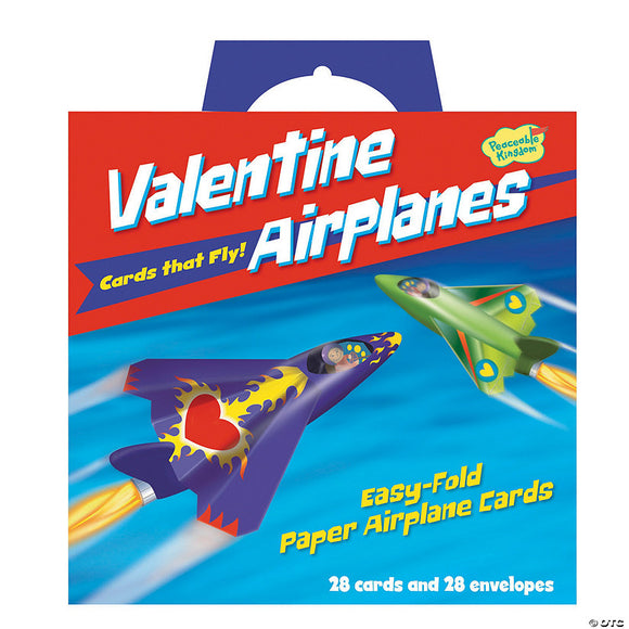 Valentine Airplanes