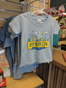 Itty Bitty City T-Shirt