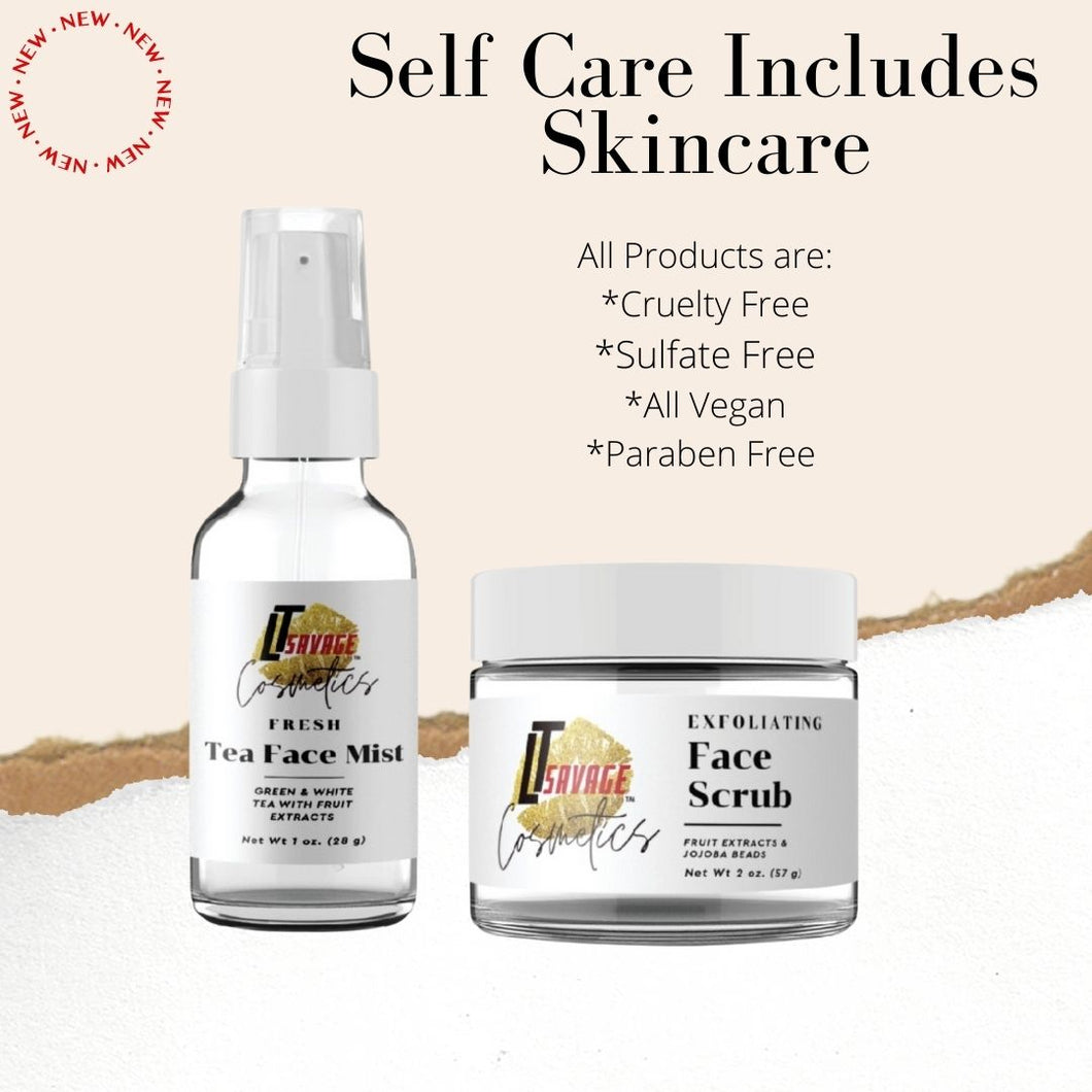 Face Scrub & Mist Set
