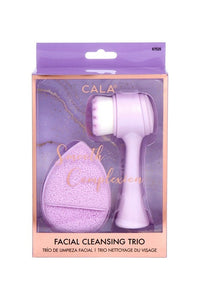 Facial Cleansing Trio