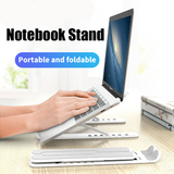 Adjustable Foldable Non-slip Laptop Stand-Koli mart