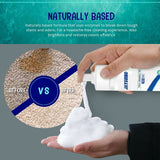 Waterless Fabric Foaming Power Cleanser