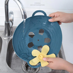 Silicone Anti-overflow Pot-Koli mart