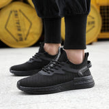 stylish trending fashionable lightweight flat slip-on sneakers
