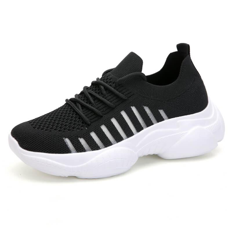 women's trending fashion stylish breathable lightweight athletic sneakers