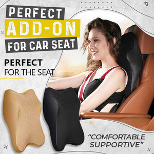 Car Seat Headrest Neck Rest Cushion-Koli mart