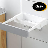 Punch-free Retractable Shelf-Koli mart