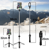 3-in-1 Selfie Stick-Koli mart