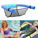 Floating Mesh Chair Pool Noodles-Koli mart