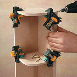 Carpenter's Right Angle Clamp(4PCS)-Koli mart