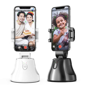 Apai Genie 360 degree rotation auto selfie face smart object tracking cell phone holder-Koli mart