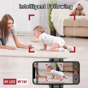 360° Auto Face Tracking Phone Holder-Koli mart