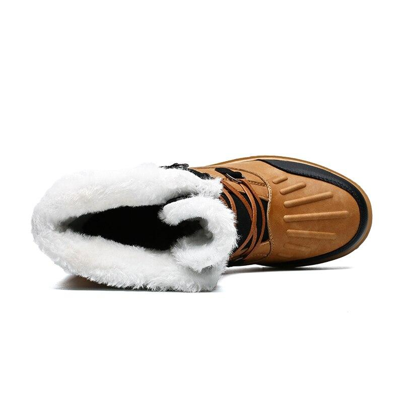 Winter Keep Warm With Fur Snow Boots