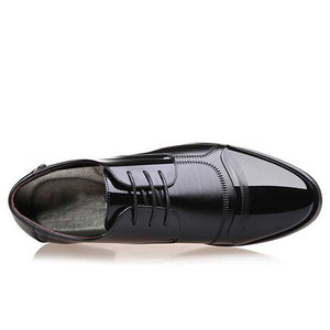Luxury Business Leather Oxfords