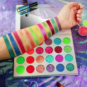 Luminous Eyeshadow Palette (24 Colors)-Koli mart