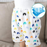 Comfy diaper skirt shorts 2 in 1