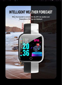 Horizon Series IP67 Active Smartwatch 40mm Aluminum for iPhone & Android