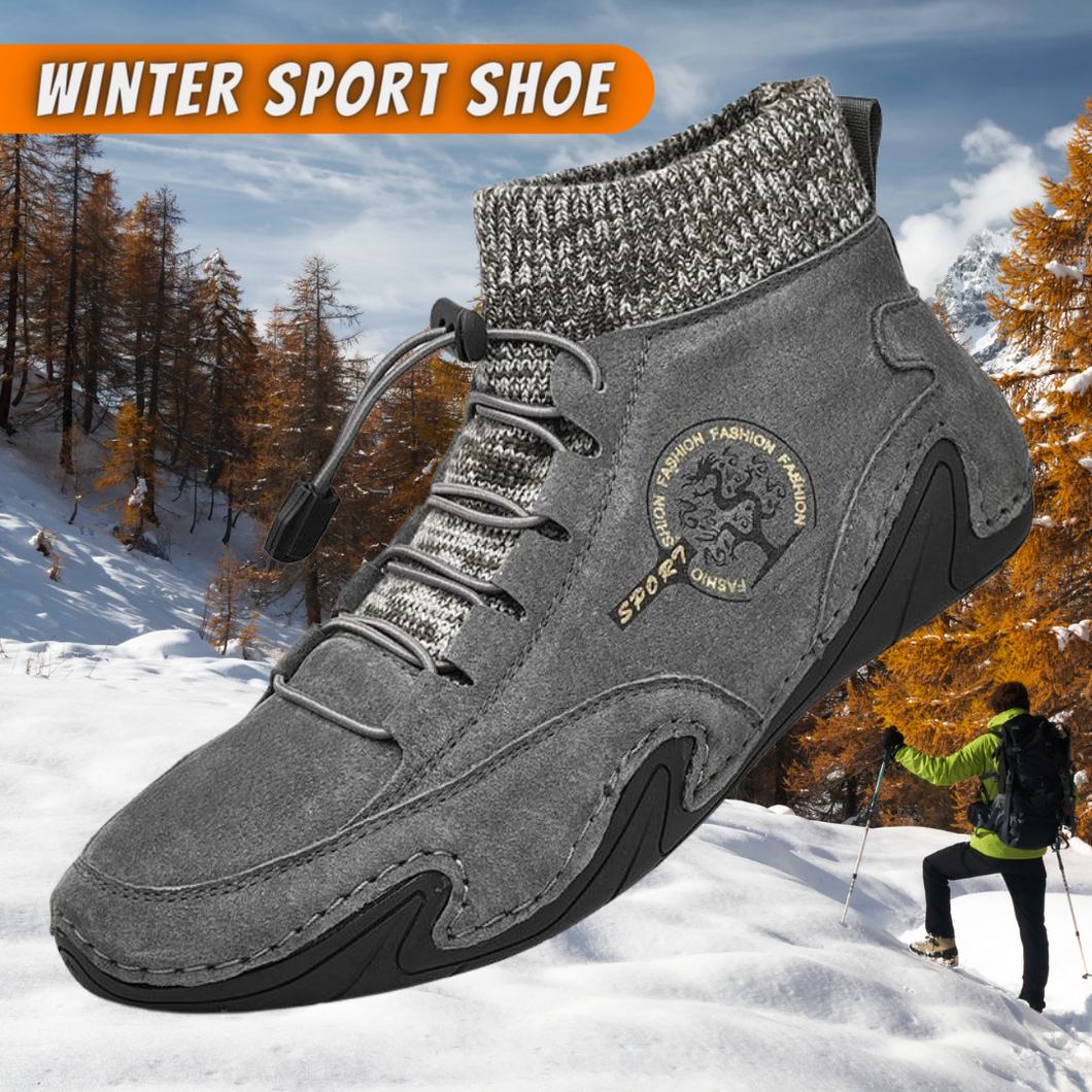 2021 SUEDE  WINTER SPORT OUTDOOR SHOE