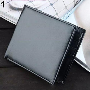 Men's Business Faux Leather Wallet - monaveli - Wallets - Men's Business Faux Leather Wallet - mymonaveli.com