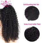 Load image into Gallery viewer, Kinky Curly Drawstring Ponytail - monaveli -  - eprolo Kinky Curly Drawstring Ponytail - mymonaveli.com