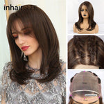 Load image into Gallery viewer, Synthetic Lace Front Long Wig