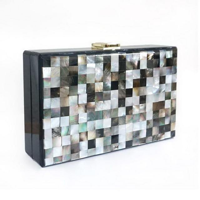 Mini Square Box Handbag