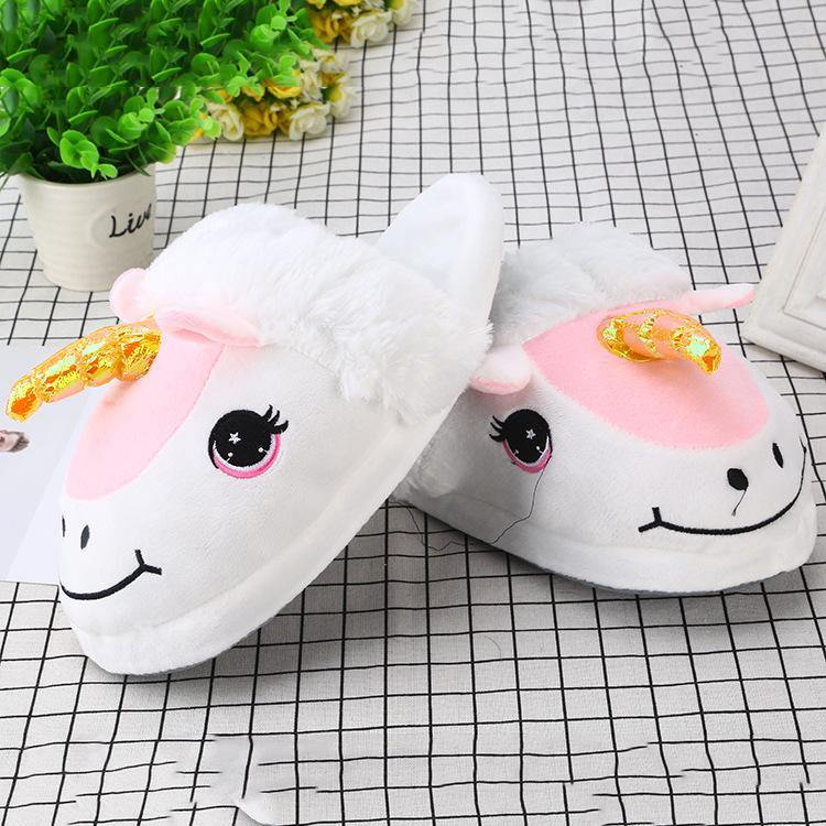 Kid's plush slippers - monaveli - kids - Kid's plush slippers - mymonaveli.com