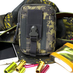 Load image into Gallery viewer, Tactical Mini Pouch Belt Waist Pack Bag - monaveli - Wallets - Tactical Mini Pouch Belt Waist Pack Bag - mymonaveli.com