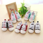 Load image into Gallery viewer, Kid's lace-up casual canvas - monaveli - kids - Kid's lace-up casual canvas - mymonaveli.com