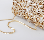 Load image into Gallery viewer, Crystal Beaded Evening Bag - monaveli - bag - Crystal Beaded Evening Bag - mymonaveli.com