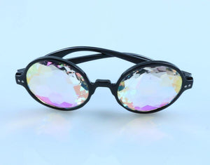 Kaleidoscope Color Glasses