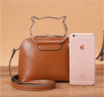 Load image into Gallery viewer, Cat shoulder bag - monaveli - bag - Cat shoulder bag - mymonaveli.com