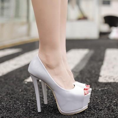 Waterproof nightclub platform heels - monaveli - shoes - Waterproof nightclub platform heels - mymonaveli.com
