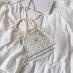 Load image into Gallery viewer, Pearl shoulder bag - monaveli - bag - Pearl shoulder bag - mymonaveli.com