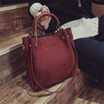 Load image into Gallery viewer, Frosted vintage bag - monaveli - bag - Frosted vintage bag - mymonaveli.com