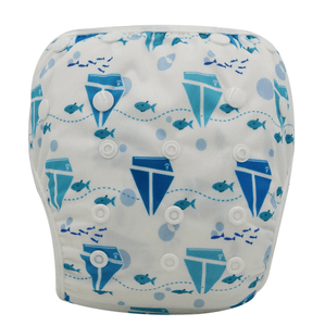 Baby Waterproof Adjustable Swim Diaper - monaveli - kids - Baby Waterproof Adjustable Swim Diaper - mymonaveli.com