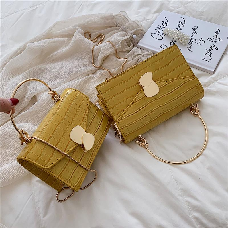 Two leaf lock bag - monaveli - bag - Two leaf lock bag - mymonaveli.com