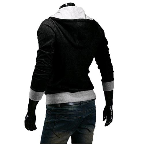 Men's Long Sleeve Zipper Hoodie - monaveli - Jackets - Men's Long Sleeve Zipper Hoodie - mymonaveli.com