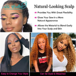 Load image into Gallery viewer, Brazilian Deep Curly Lace Front Wig - monaveli -  - Brazilian Deep Curly Lace Front Wig - mymonaveli.com