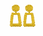 Load image into Gallery viewer, Geometric earrings - monaveli - jewelry - Geometric earrings - mymonaveli.com