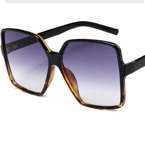 Ladies Large Frame Sunglasses - monaveli -  - Ladies Large Frame Sunglasses - mymonaveli.com