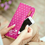 Load image into Gallery viewer, Fashion Travel Wallet - monaveli - bag - Fashion Travel Wallet - mymonaveli.com