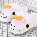 Load image into Gallery viewer, Kid's plush slippers - monaveli - kids - Kid's plush slippers - mymonaveli.com