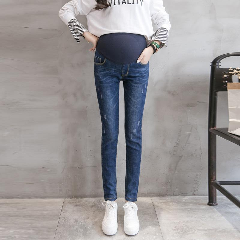Maternity denim jeans pants - monaveli - Women's Clothing - Maternity denim jeans pants - mymonaveli.com