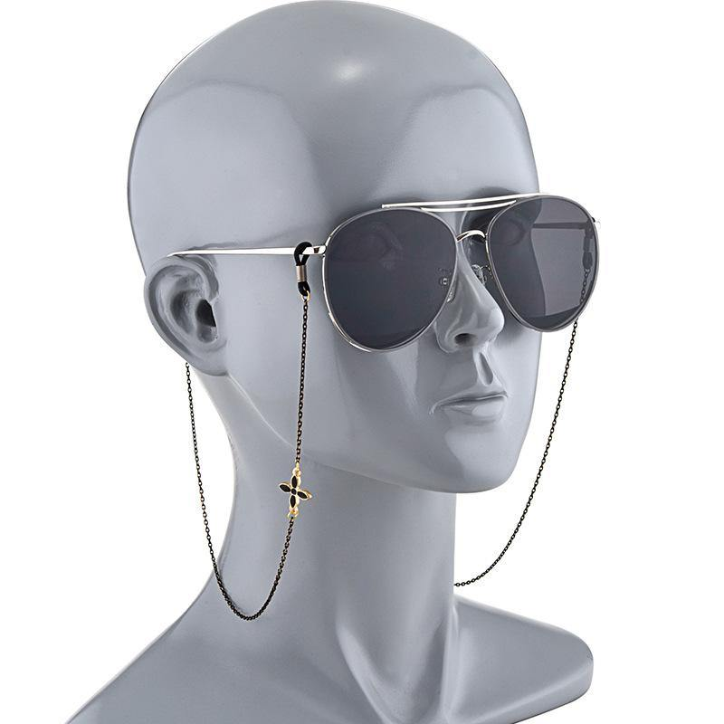 Hanging chain fashion sunglass