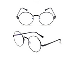 Load image into Gallery viewer, Round frame metal eyewear - monaveli - eyewear - Round frame metal eyewear - mymonaveli.com
