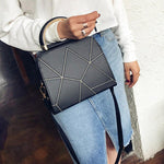 Load image into Gallery viewer, Simple fashion handbag - monaveli - bag - Simple fashion handbag - mymonaveli.com
