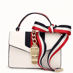Load image into Gallery viewer, Ribbon ladies bag - monaveli - bag - Ribbon ladies bag - mymonaveli.com