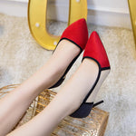 Load image into Gallery viewer, Pointed High Heels - monaveli - shoes - Pointed High Heels - mymonaveli.com
