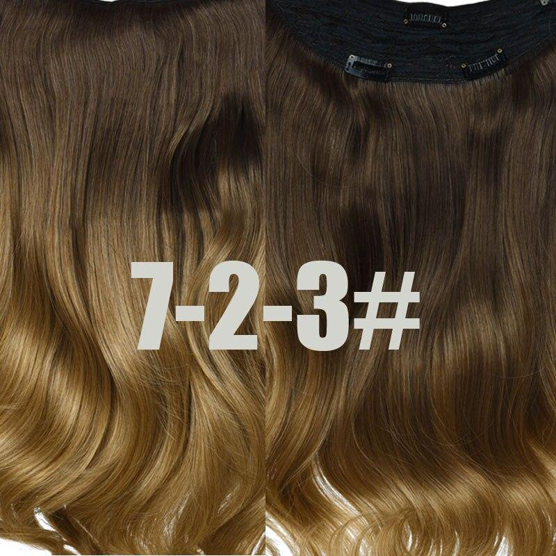Synthetic Wavy 24 Inch Hair